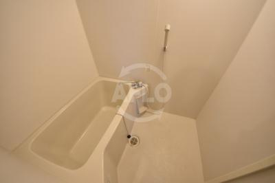 エレガンスファミール永利 浴室