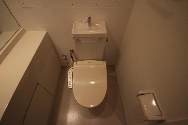 【トイレ】ワコーレヴィータ王子公園