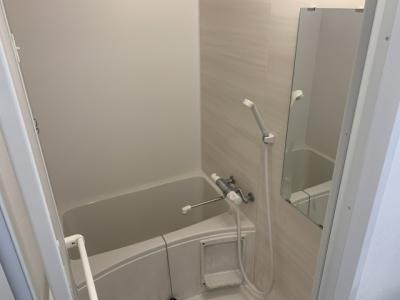 【浴室】Clair京都駅南