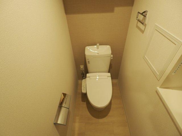 【トイレ】フェリシエ住吉本町