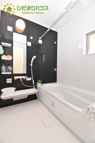 【浴室】上尾市浅間台 新築一戸建て リーブルガーデン 01