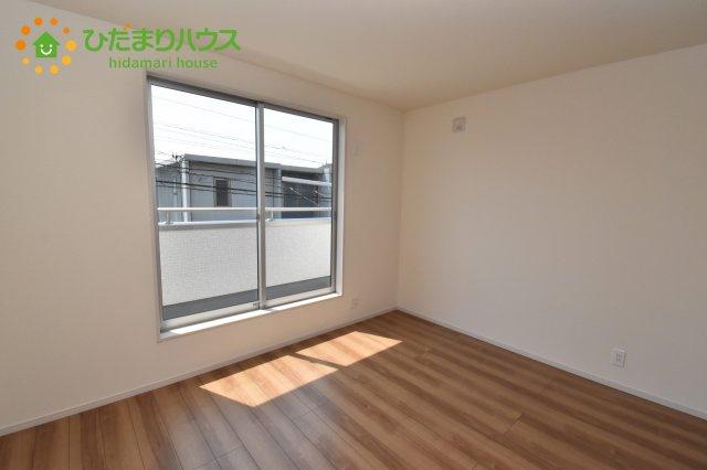 【寝室】上尾市浅間台 新築一戸建て リーブルガーデン 01