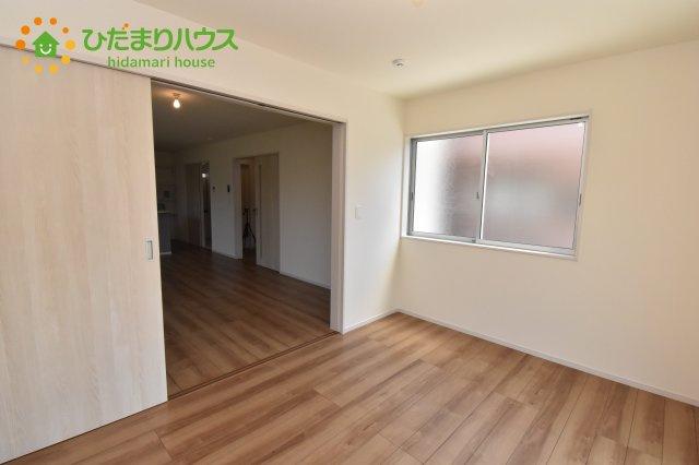 【洋室】上尾市浅間台 新築一戸建て リーブルガーデン 01