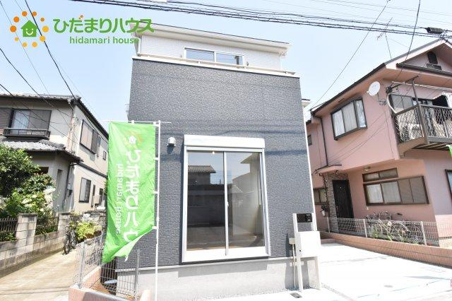 【外観】上尾市浅間台 新築一戸建て リーブルガーデン 01