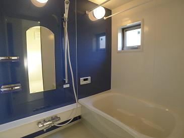 窓のあるお風呂はカビ対策になりますね!