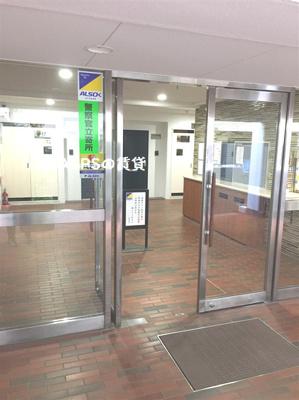 【エントランス】山下公園サンライトマンション弐号棟