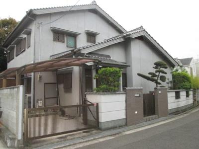 【外観】北野田 中古戸建