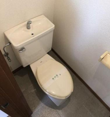 【トイレ】喜多見パース