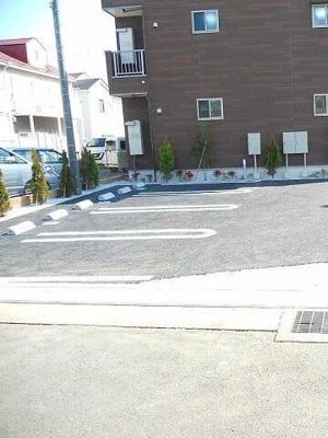 【駐車場】メゾン・ド・ボヌールK