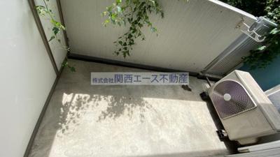 【バルコニー】メゾンジュネス