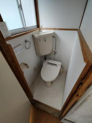 【トイレ】北条5丁目貸家