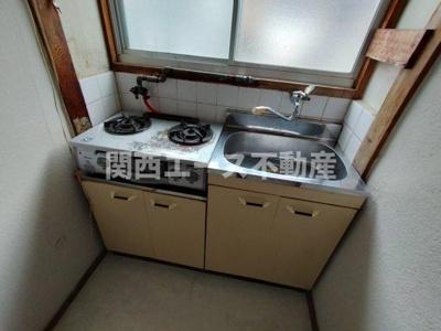 【キッチン】北条5丁目貸家