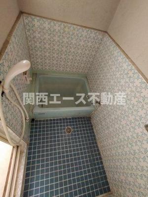 【浴室】北条5丁目貸家