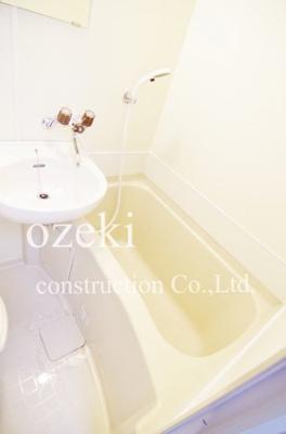 【浴室】ジュネパレス越谷第6