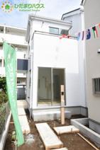 上尾市緑丘 第1期 新築一戸建て ハートフルタウン 01の画像