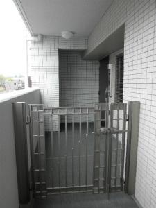 【バルコニー】クリオ横浜フロントレジデンス~仲介手数料半月分キャンペーン~