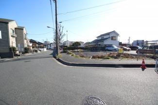 【外観】東小松川4丁目売地