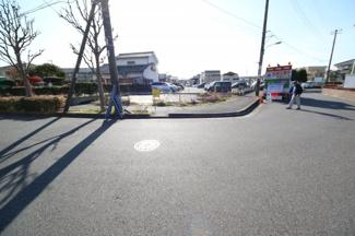 【土地図】東小松川4丁目売地