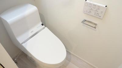 【トイレ】アルテシモ レンナ 403号室