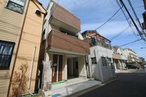 江戸川区西瑞江4丁目の新築住宅の画像