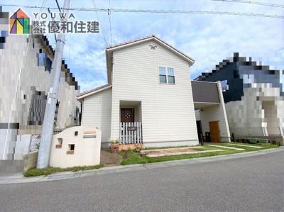 【外観】神戸市西区伊川谷町長坂 築浅戸建