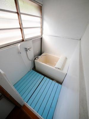 【浴室】長崎貸家