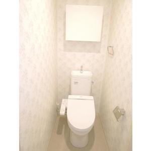 【トイレ】m-flat