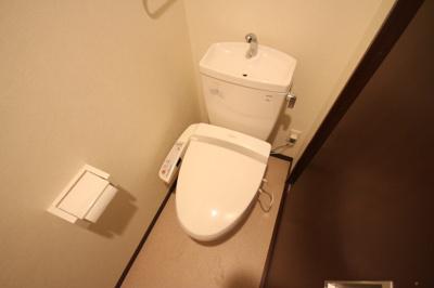 【トイレ】ボヌール恋野