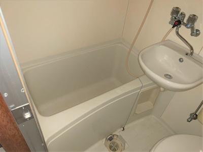 【浴室】エニシダ桃谷