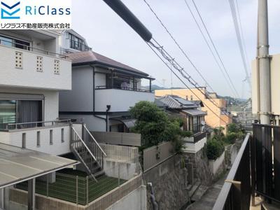 【展望】中古戸建 兵庫区鵯越町6