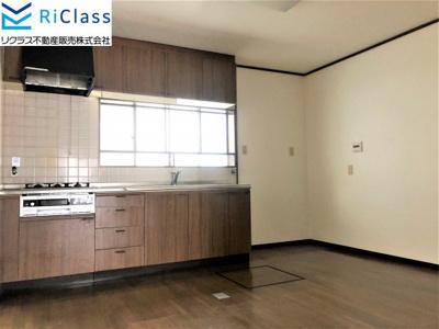 【キッチン】中古戸建 兵庫区鵯越町6
