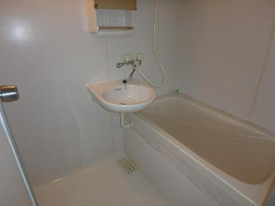 【浴室】モンシャトー・キタ