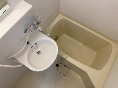 【浴室】グレース駒沢