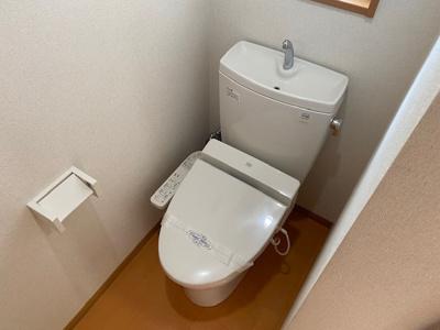 【トイレ】グレース駒沢