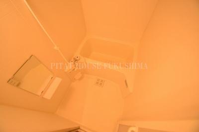 【浴室】グランパルク西梅田