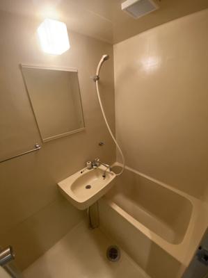 【浴室】南滋賀ヒューマンハイツ