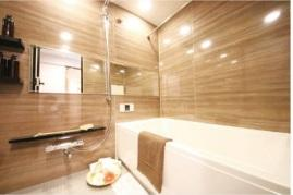 【浴室】グリーンパーク第二南綾瀬