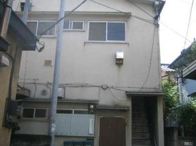 【外観】中尾アパート