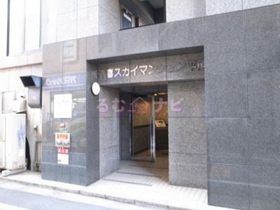 【玄関】大産スカイマンション平尾