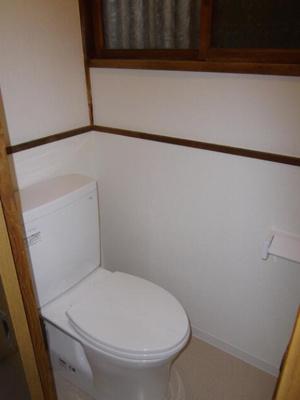 【トイレ】平井荘
