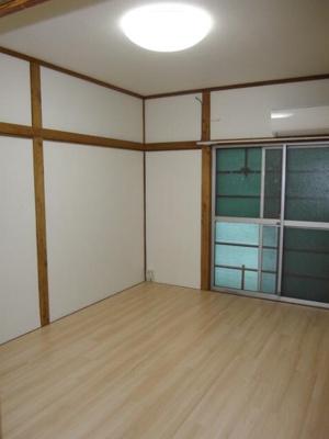 【寝室】平井荘