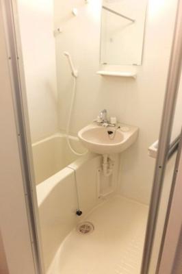 【浴室】レオパレスSENGEN