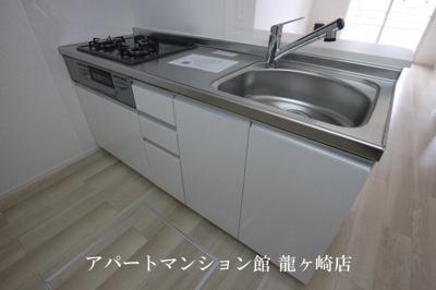 【キッチン】ローザ・ヴィレⅢ