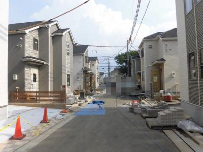 【設備】東村山市青葉町1丁目・全12棟 新築一戸建 1号棟