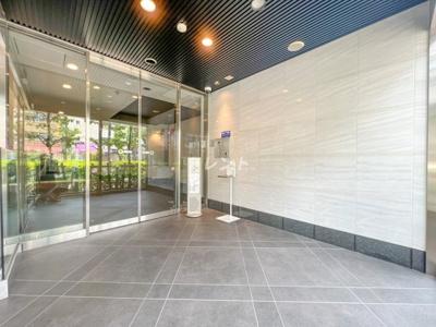 【エントランス】リビオレゾン浅草橋