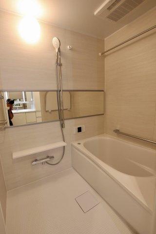 【浴室】パークハイツ桜坂