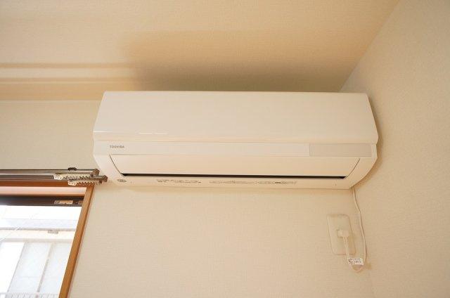 リビング空調設備(新規入替)