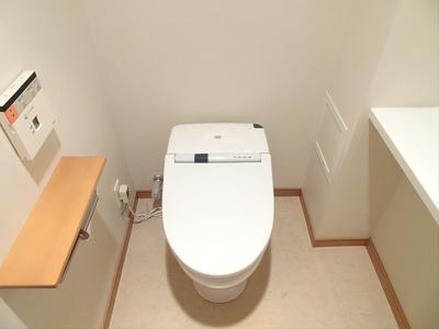【トイレ】ライオンズ浜田山セントマークス