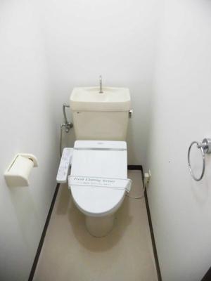 【トイレ】テラス増田