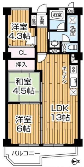 岡本センチュリーマンション(東灘区岡本)